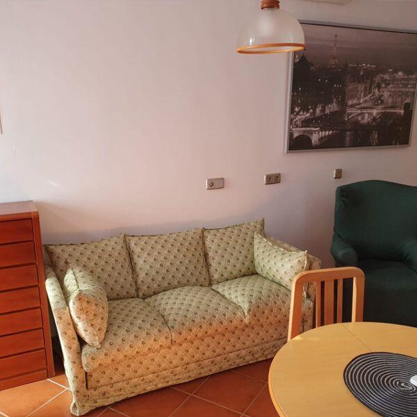 Studio rental El Palo, Malaga