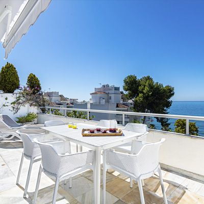 Flat for rent in Marbella center