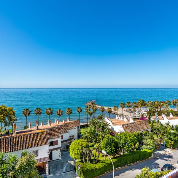 Rent a flat in the centre of Marbella